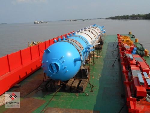 Conveyor Logistics handles transport of Power Plant
